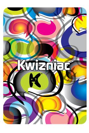 Kwizniac Game Card